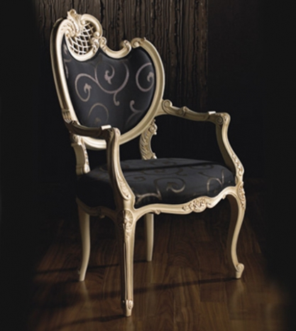 Neo Baroque Furniture Baroque Style Armchair...