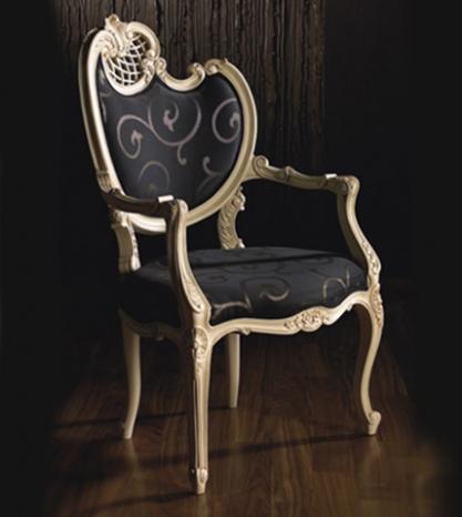 baroque style armchair neo rococo armchair dutch