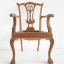 Traditional Chippendale Armchair