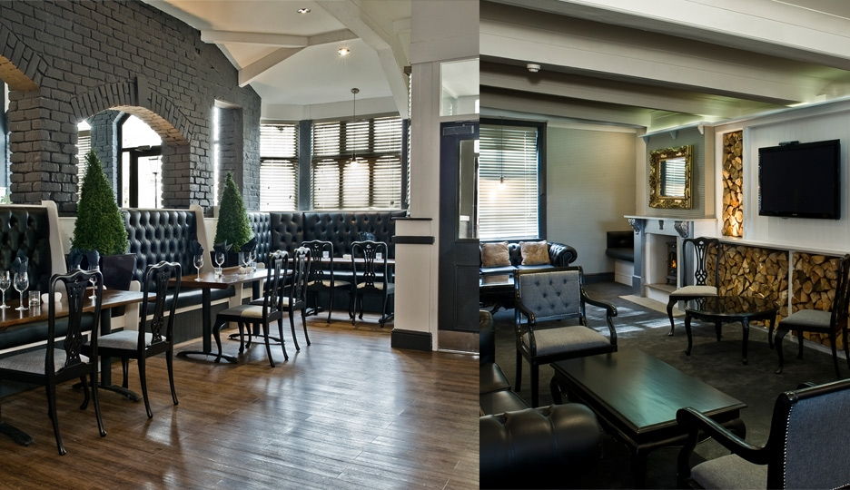 The Crofters Pub/Restaurant. We worked with a local pub on their refurbishment, supplying dining chairs, lounge chairs, coffee tables and mirrors. They required a quick turn around which Dutch Connection managed successfully.